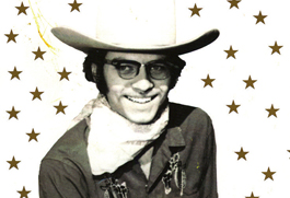 The Legendary Stardust Cowboy plus Johnny Legend, Girls With Guns and Gaviotas
