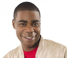 Tracy Morgan (this is a Saturday night show at midnight going into Sunday morning)