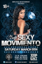 Club Sexy Movimiento featuring Featuring Amplified Dj's