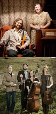 Foghorn Stringband with Ryan Spearman & Kelly Wells