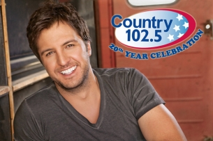 Country 102.5's 20th Year Celebration With Luke Bryan And Special Guest Kelleigh Bannen