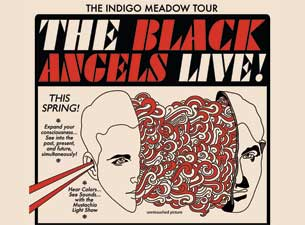 The Black Angels with Hanni El Khatib and Wall of Death