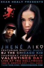 Jhene Aiko featuring BJ The Chicago Kid