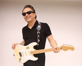 Jimmie Vaughan & The Tilt-a-Whirl Band featuring Lou Ann Barton