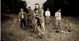 The Dear Hunter w/ Naive Thieves