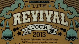 The Revival Tour featuring Chuck Ragan / Dave Hause / Rocky Votolato / Jenny Owen Youngs / Toh Kay