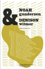Noah Gundersen and Denison Witmer