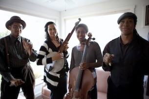 Carolina Chocolate Drops plus Rita Hosking