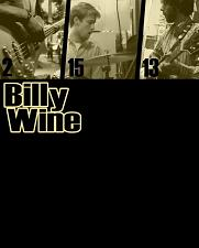 Billy Wine (CD Release) , The Big Sway , Musaic , Mother Ton
