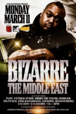 Bizarre (of D12) with Fury & more