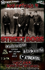 STREET DOGS featuring Devil's Brigade
