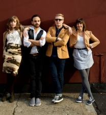 Lake Street Dive plus Miss Tess & The Talkbacks