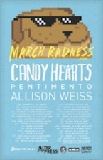 Allison Weiss / Pentimento / Candy Hearts