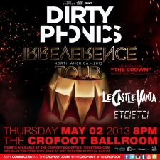 Dirtyphonics featuring Le Castle Vania / ETC! ETC!
