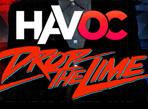 Havoc Thursdays featuring Drop the Lime / Drumatik / Grizzly Adams