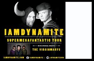 Iamdynamite / The Virginmarys / Ballroom Boxer