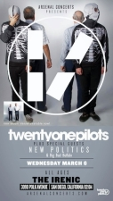 Twenty One Pilots : New Politics : Big Bad Buffalo