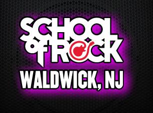 U2 performed by Waldwick School of Rock
