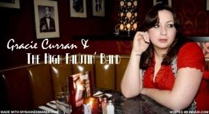 Gracie Curran & The High Falutin Band plus Racky Thomas Band / Lydia Warren