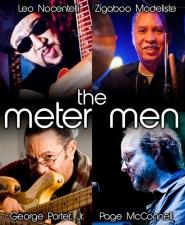 The Meter Men : George Porter Jr., Leo Nocentelli, Zigaboo Modeliste & Page McConnell of Phish w/ special guest DJ Cochon de Lait