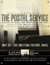 The Postal Service featuring Baths