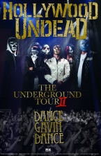 Hollywood Undead featuring Dance Gavin Dance / All Hail The Yeti