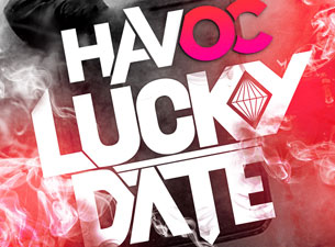 Havoc Thursdays featuring Lucky Date / Alex Young / Walden / Kickback