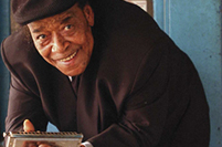 WXRT BluesBreakers Welcome: James Cotton with Rob Stone