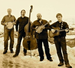 Frank Solivan and Dirty Kitchen plus The Warren G. Hardings