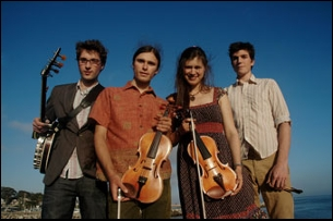 The Bee Eaters w/ Family Lines - San Francisco Bluegrass & Old-Time Festival