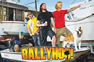 Ballyhoo! with Trial By Stone / Big Orange Heads