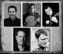 An Evening of Bluegrass with Noam Pikelny, Bryan Sutton, Ronnie McCoury, Luke Bulla, & Barry Bales