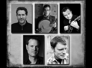 An Evening of Bluegrass with: Noam Pikelny , Ronnie McCoury, Bryan Sutton, Luke Bulla & Barry Bales