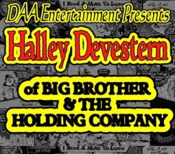 The Halley Devestern Band
