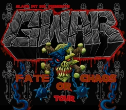 GWAR with Warbeast / Wilson