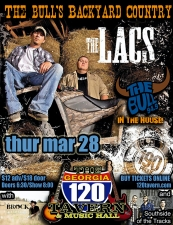The Lacs featuring Southside Of The Tracks and Brock