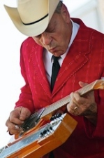Junior Brown plus Travelin' Soul