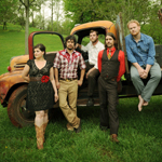 The Black Lillies with Nancy Apple