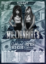 Millionaires plus Ashland High / Joy Island / Lancifer