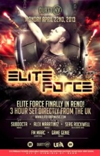 Elite Force featuring FM Marc / SubDocta / Serg Rockwell / Game Genie