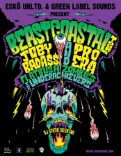 Joey Bada$$ and Pro Era with Flatbush Zombies / The Underachievers
