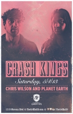 Crash Kings : Chris Wilson and Planet Earth