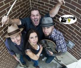 Cowboy Mouth plus Flow Tribe