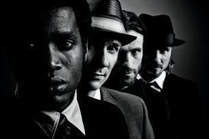 Vintage Trouble with Papa Ray