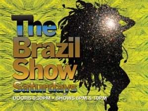 The BRAZIL SHOW with Brazil Live!