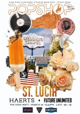 POPSHOP SOUTH featuring St. Lucia with HAERTS & Future Unlimited