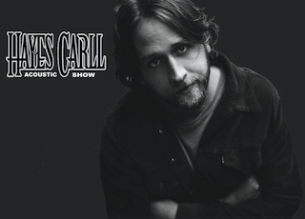 Hayes Carll plus Warren Hood & The Goods