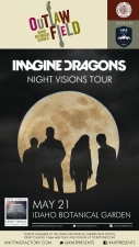 Night Visions Tour: Imagine Dragons featuring Nico Vega / Moth & The Flame