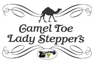 Luck be a Lady Stepper 10th Anniversary Toe-Down featuring Egg Yolk Jubilee, The Locak Skank, Fleur de Tease, Beth Patterson, Debbie Davis, The Roots of Music , Mystic Ponies and Camel Toe Lady Stepper Dancers
