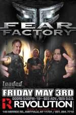 Fear Factory featuring Hate Eternal